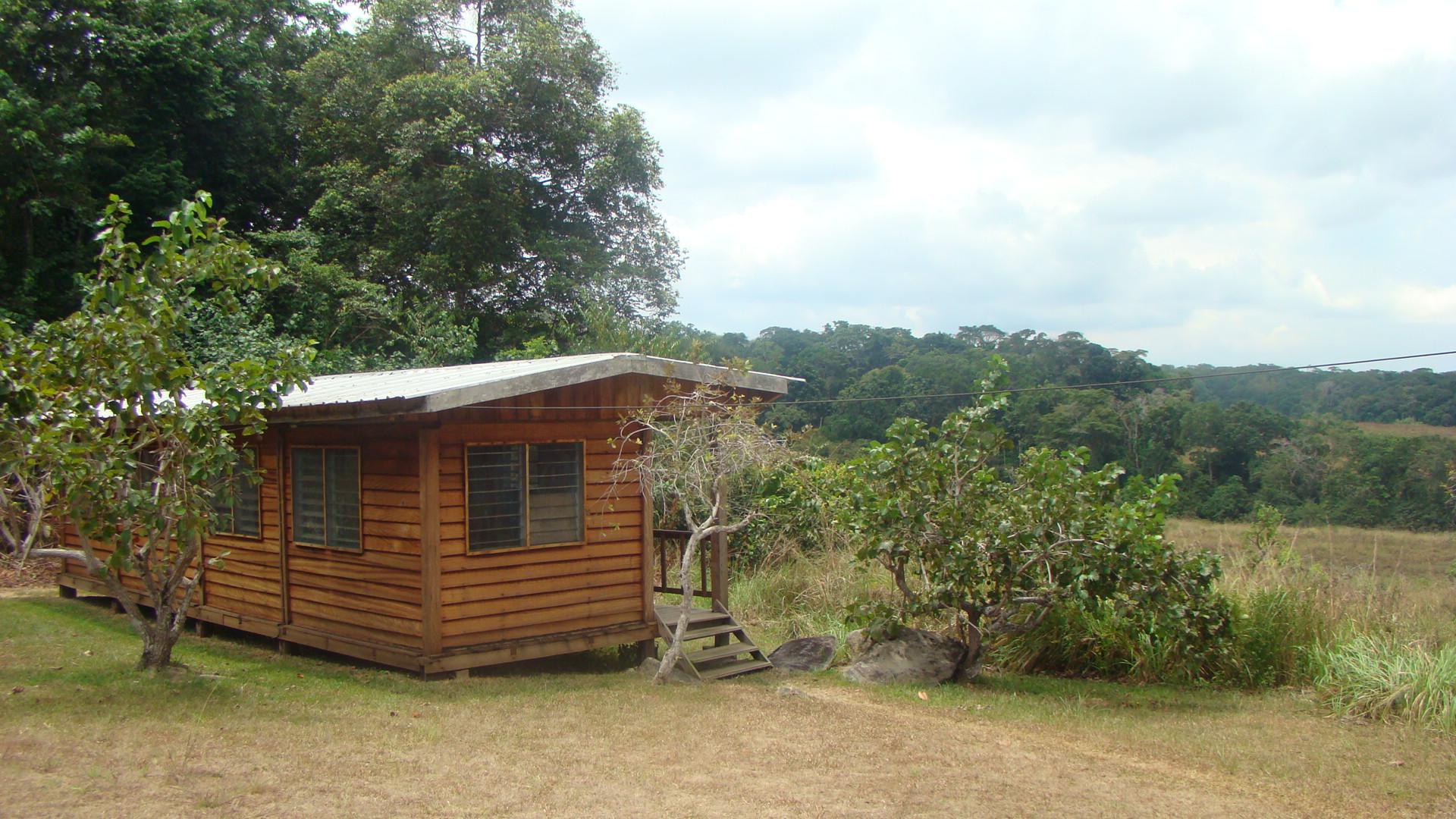 Cabin in Gabon