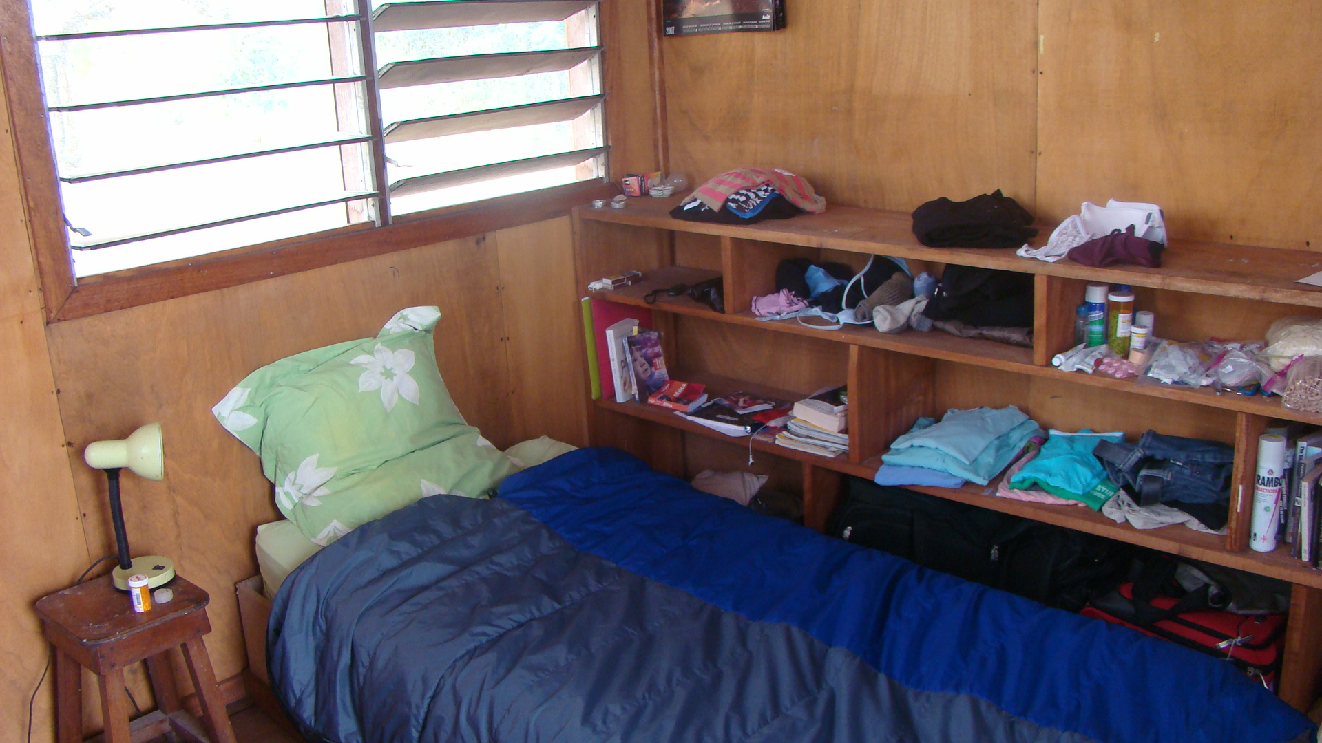 room in Gabon
