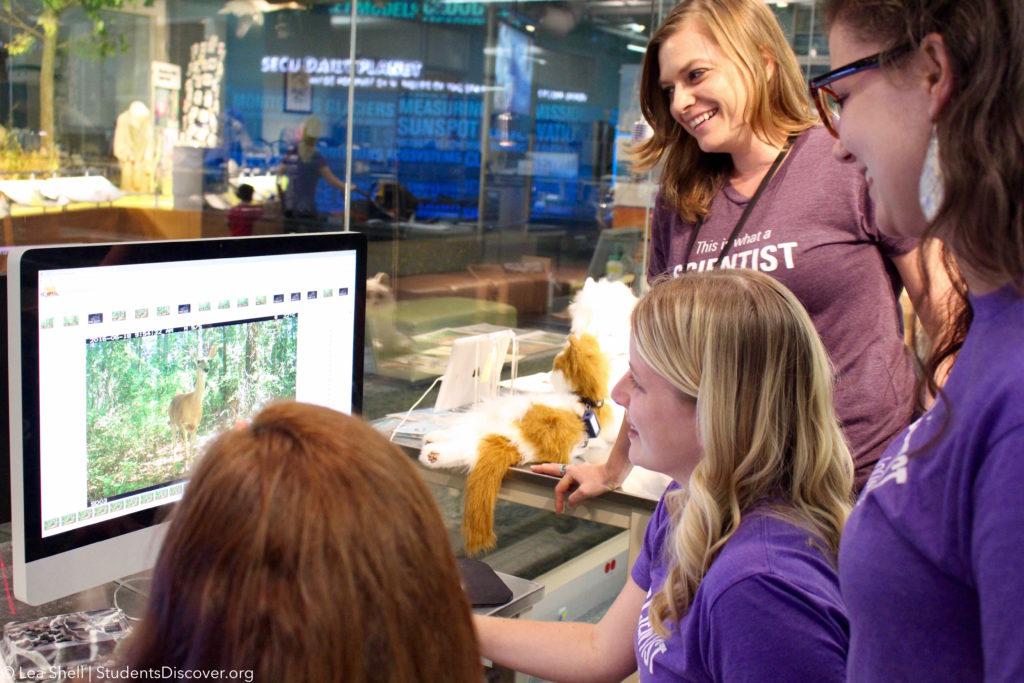 kids make good citizen scientists