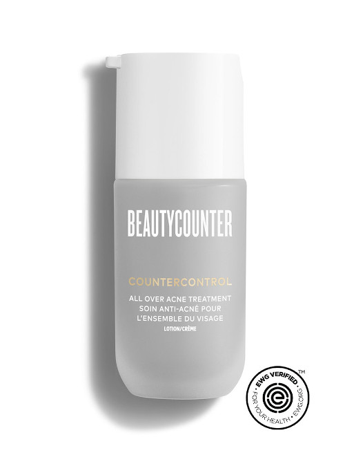 I have combination skin. Countercontrol acne treatment is one of my favorite products to combat my oily areas.