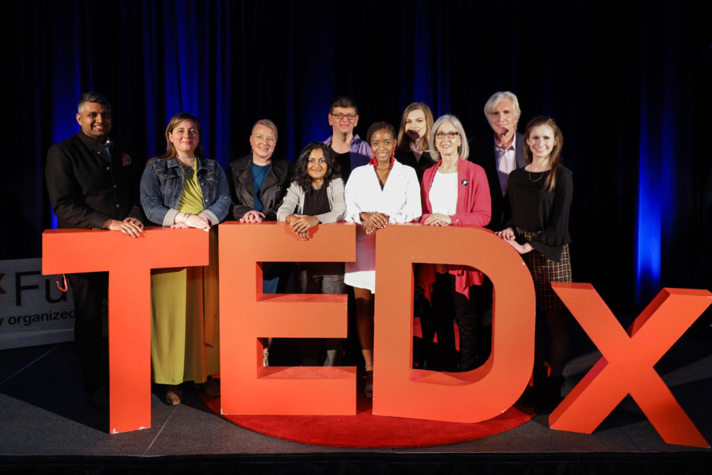 What It's Really Like to Give a TED Talk