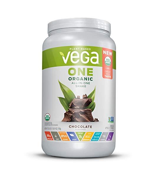 Vega One Vegan Chocolate Peanut Butter Protein Shake