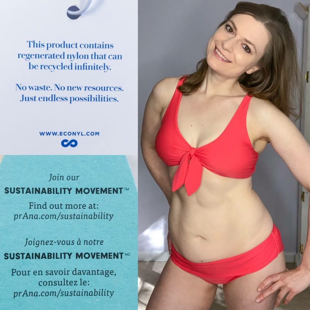 prana sustainable swim