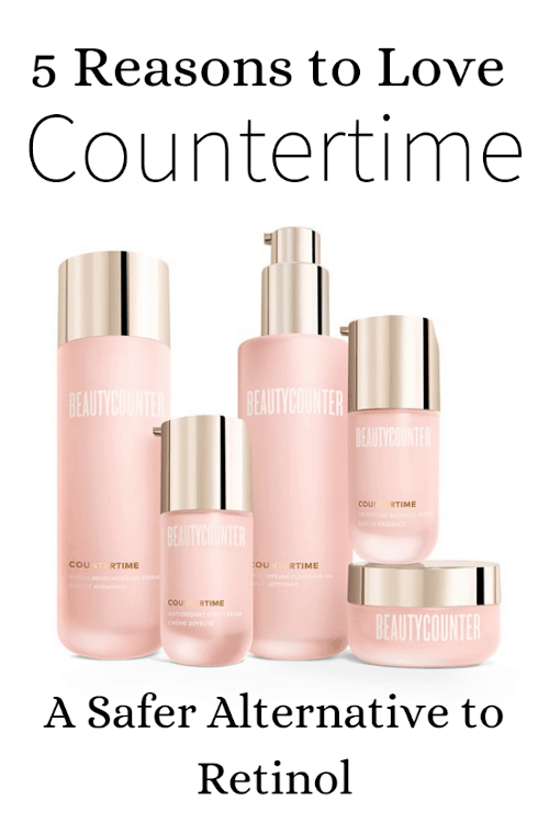 Beautycounter Countertime collection