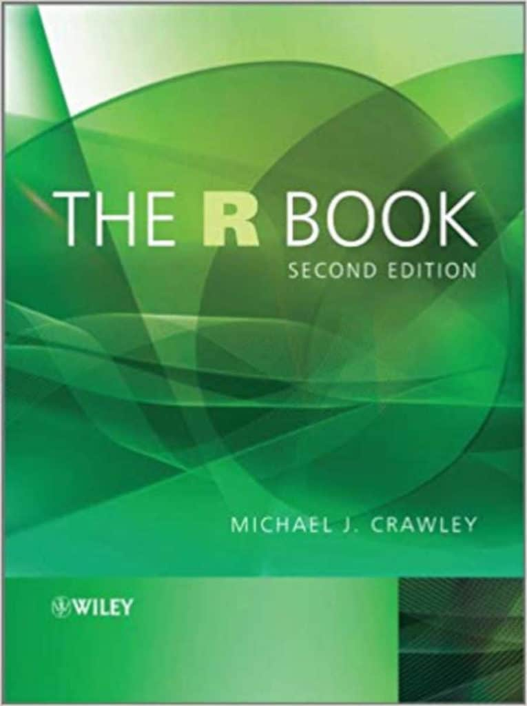 Cover of The R Book