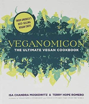 My favorite vegan cookbook.
