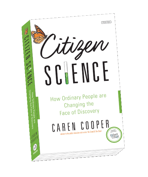 This is a fantastic book on citizen science. There's a whole chapter about how citizens used science to fight back against the pork industry.