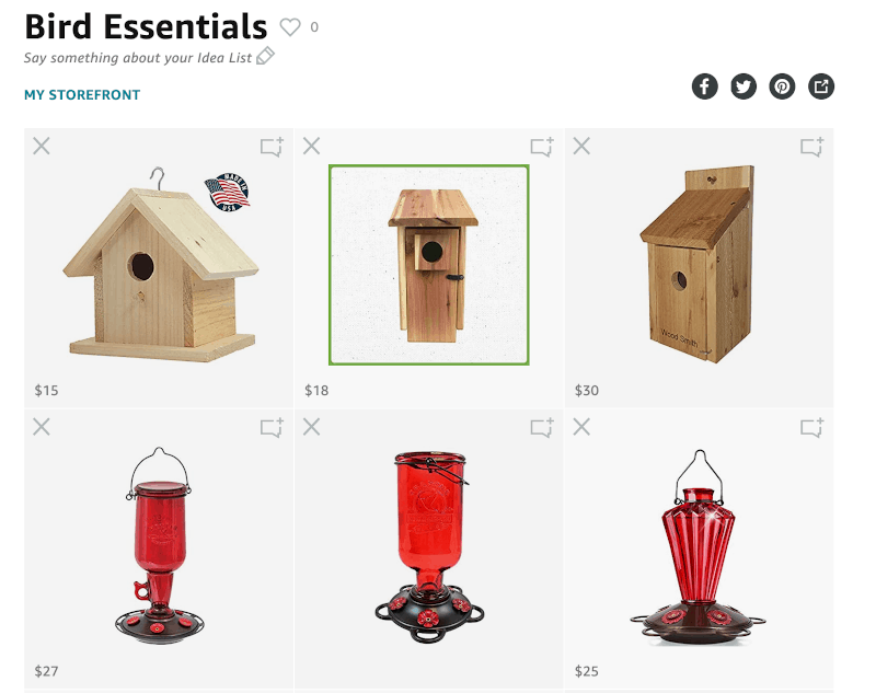 Need supplies for backyard birds? You can shop my Amazon store or get ideas to shop local.