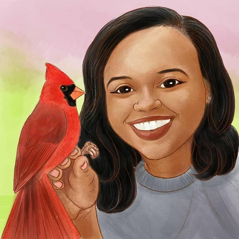 Learn about bird basics with ornithologist Lauren Pharr.