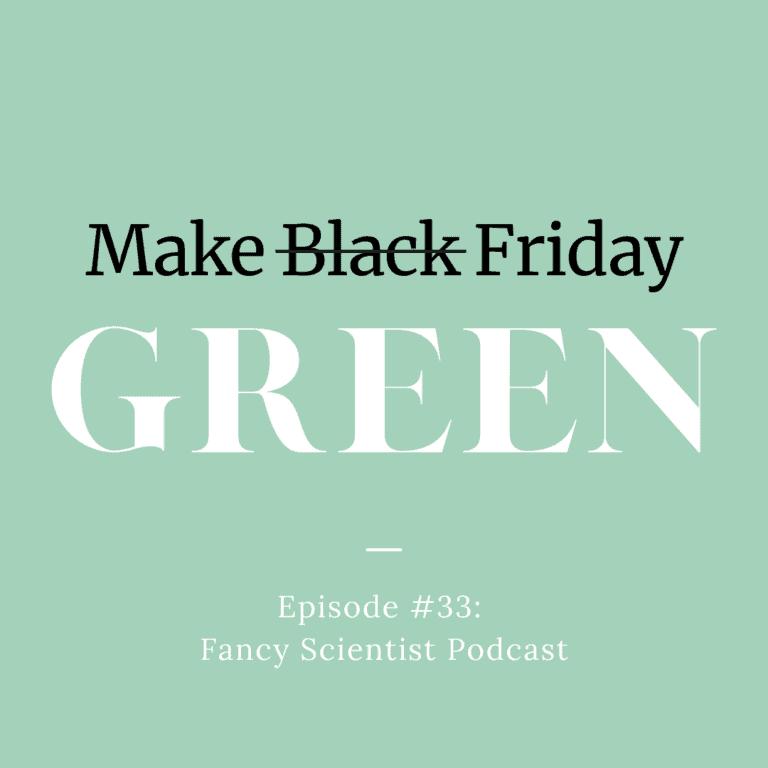 Make Black Friday Green