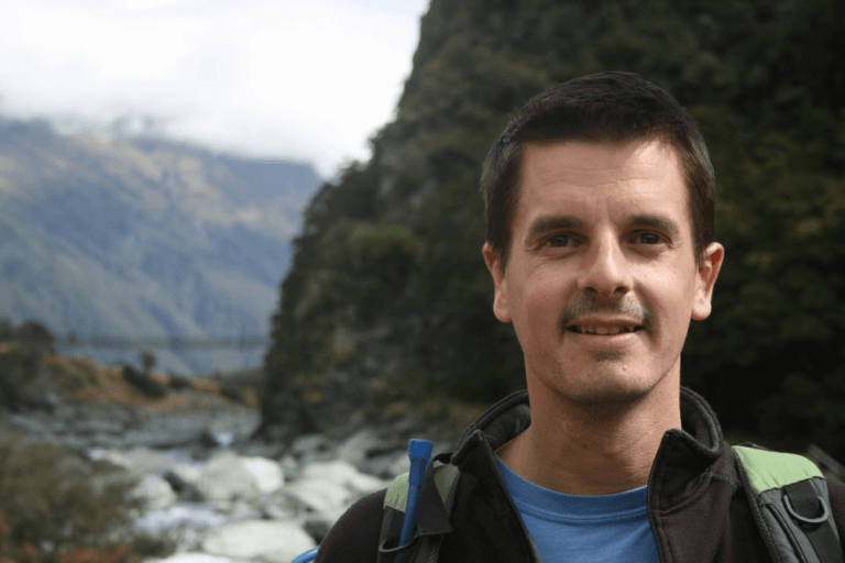 Dr Nick Askew : Founder and Director of Conservation Careers