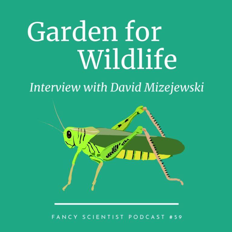 Garden for Wildlife with David Mizejewski